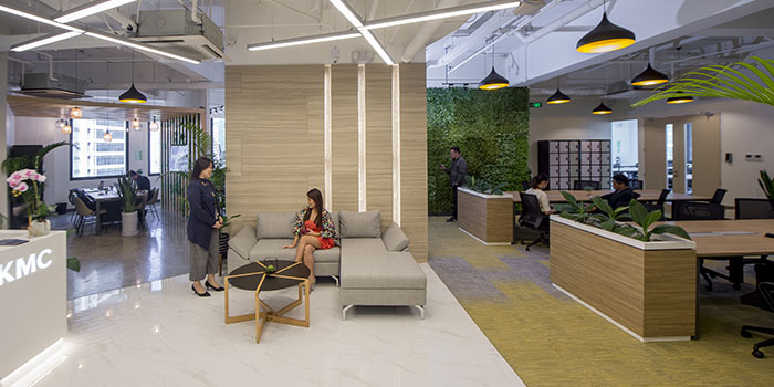 Frabelle Building in Makati