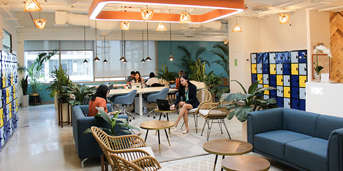 One West Aeropark in Clark