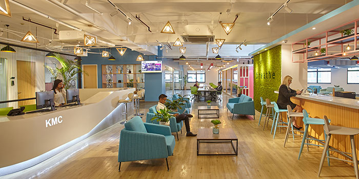 Coworking Space in BGC